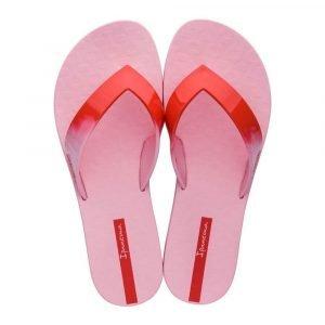 """Sandalia Ipanema de la colección """"Blend Fem"""" (26507-22315) con degradados de color Rosa/Rojo"""